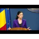 Declarații de presă susținute de ministrul delegat pentru Afaceri Europene, Ana Birchall, pe tema Raportului MCV