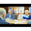 Întrevederea premierului Viorica Dăncilă cu Vytenis Andriukaitis, comisar european pentru sănătate și siguranța alimentelor