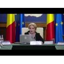 Declaraţii susținute de premierul Viorica Dăncilă la începutul ședinței de guvern