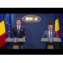 Conferință de presă susținută de vicepremierul Daniel Suciu, ministrul Dezvoltării Regionale și Administrației Publice, și de consilierul de stat Gheorghe Popescu