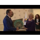 PM Viorica Dancila meets with the Union of Chambers and Commodity Exchanges of Turkey (TOBB) President Rifat Hisarcıklıoğlu