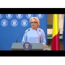 Prime Minister Viorica Dăncilă met with the representatives of the Diplomatic Corps, in the context of the Annual Meeting of Romanian Diplomacy