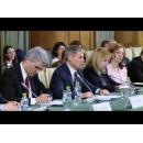 Întrunire a Consiliului Național Tripartit