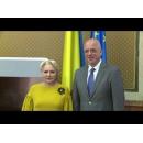 Întrevederea premierului Viorica Dăncilă cu ambasadorul Republicii Federale Germania, Cord Meier-Klodt