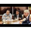 Întâlnire de lucru a premierului Viorica Dăncilă și ministrului Eugen Teodorovici cu primarul general al municipiului București, Gabriela Firea, și primarii sectoarelor capitalei
