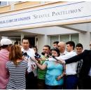"""Premierul Victor Ponta a inspectat stadiul lucrărilor de renovare si modernizare a Spitalului Clinic de Urgență """"Sfântul Pantelimon"""""""