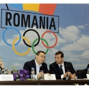 "Prime Minister Victor Ponta attended the COSR Conference: ""Evaluating Romania's Olympic potential: priorities in the preparedness and participation in the Rio 2016 Olympic Games "", at Izvorani"