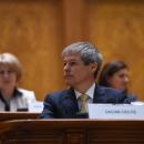 Discursul susținut de primul-ministru desemnat Dacian Cioloș în plenul reunit al Parlamentului României