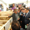 Romanian farmers will receive subsidies of 300 million euro from EU funds