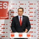 Press conference by Prime Minister Victor Ponta after his participation in the meeting of Heads of state and Prime Ministers- members of the Party of European Socialists, aimed at preparing the informal meeting of the European Council