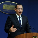 PM Victor Ponta: I established, for next year, a budget deficit of 2, 2 percent of GDP, and investments to overrun 6 percent of GDP.