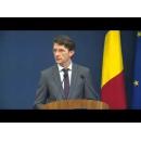 Declarații de presă - purtătorul de cuvânt al guvernului, Dan Suciu, la finalul ședinței de guvern