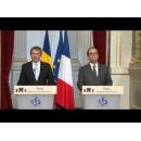 Declaraţii susținute de premierul Dacian Cioloş în contextul întâlnirii cu președintele Republicii Franceze, François Hollande