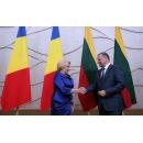 Prime Minister Viorica Dăncilă's working visit to Lithuania