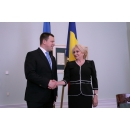 Prime Minister Viorica Dancila's official visit to Estonia
