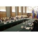 Participation du Premier ministre Viorica Dăncilă au Comité interministériel dédié à la préparation du(...)
