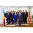 Vizita prim-ministrului Viorica Dăncilă în Republica Macedonia