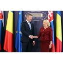 Prime Minister Viorica Dăncilă met with her Slovak counterpart Peter Pellegrini