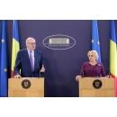 Entrevue du Premier ministre Viorica Dăncilă avec le commissaire européen à l'Agriculture et au Développement(...)