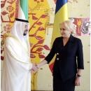 Prime Minister Viorica Dancila welcomed Sheikh Hamdan Bin Zayed Al Nahyan, Ruler's representative in Al Dhafra Region