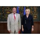 La future coopération avec la BERD dans le développement et la modernisation des hôpitaux en Roumanie et des projets(...)