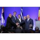 Prime Minister Viorica Dăncilă attended the Quadrilateral Summit in Varna