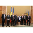 Prime Minister Viorica Dancila met with a delegation of the Liberty House Group