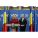 Prime Minister Viorica Dăncilă attended the signing ceremony of some financing agreements granted under the state aid(...)