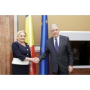 Prime Minister Viorica Dăncilă met with the European Commissioner for Migration, Home Affairs and Citizenship(...)