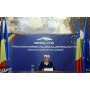 Prime Minister Viorica Dăncilă's presentation of the 100-day stocktaking report of the Romanian Presidency of the(...)