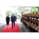 Prime Minister Viorica Dăncilă met with the Chairman of the Council of Ministers of Bosnia and Herzegovina Denis(...)