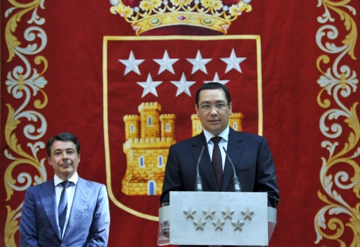 Pm victor ponta i felt friendship and respect for romania for the pm victor ponta i felt friendship and respect for romania for the romanian people and romanians living and working in spain publicscrutiny Choice Image