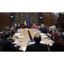 Prime Minister Viorica Dancila met with IMF delegation