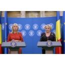 Prime Minister Viorica Dancila met with the European Commissioner for Internal Market, Industry, Entrepreneurship &(...)