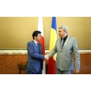 Prime Minister Mihai Tudose discussed with a Japanese delegation about Romania's incentives to draw foreign investment