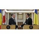 Visite officielle du Premier ministre géorgien, M. Giorgi Kvirikashvili, en Roumanie