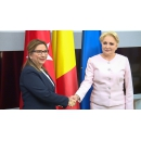 Prime Minister Viorica Dăncilă met with the Trade Minister of the Republic of Turkey Ruhsar Pekcan