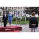 Primirea oficială, de către premierul Viorica Dăncilă, a prim-ministrului R. S. Vietnam, Nguyen Xuan Phuc