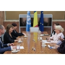 Prime Minister Viorica Dăncilă met with the Executive Secretary of the UNECE Olga Algayerova