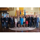 Prime Minister Viorica Dancila attended a meeting of the Heads of diplomatic missions of EU Member States (HoMs)(...)