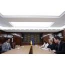 Prime Minister Viorica Dăncilă received at Victoria Palace, the Ambassador of the Kingdom of Saudi Arabia to Romania(...)