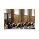 Entrevue de travail du Premier ministre Sorin Grindeanu avec les grands investisseurs roumains