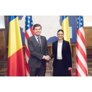 Victoria Palace hosted the sixth plenary meeting of the US-Romania Strategic Partnership Dialogue