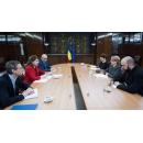 Prime Minister of Romania Viorica Dancila met with H.E. Ms. Michèle Ramis, Ambassador of the French Republic to Romania