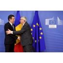 Declarația comună a premierului Sorin Grindeanu și a președintelui Comisiei Europene, Jean-Claude Juncker