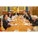 Ana Birchall: The Republic of Moldova can count on Romania's support for the European and the Euro- Atlantic(...)