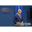 Statements by Minister of Public Finance Eugen Teodorovici at Victoria Palace