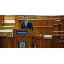 Discursul susţinut de prim-ministrul Sorin Mihai Grindeanu la învestirea în Parlament