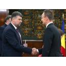 Dezvoltarea cooperării economice, pe agenda întrevederii vicepremierului Ion Marcel Ciolacu cu ministrul ungar al(...)