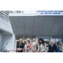 Prime Minister Viorica Dancila's visit to Dr. Victor Gomoiu Children's Clinical Hospital